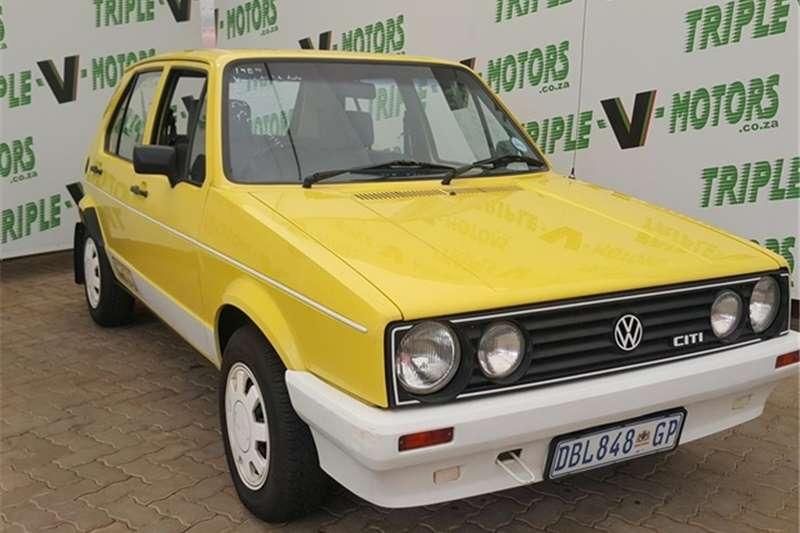 1989 VW Citi