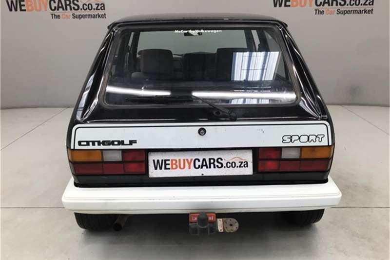 1987 VW Citi