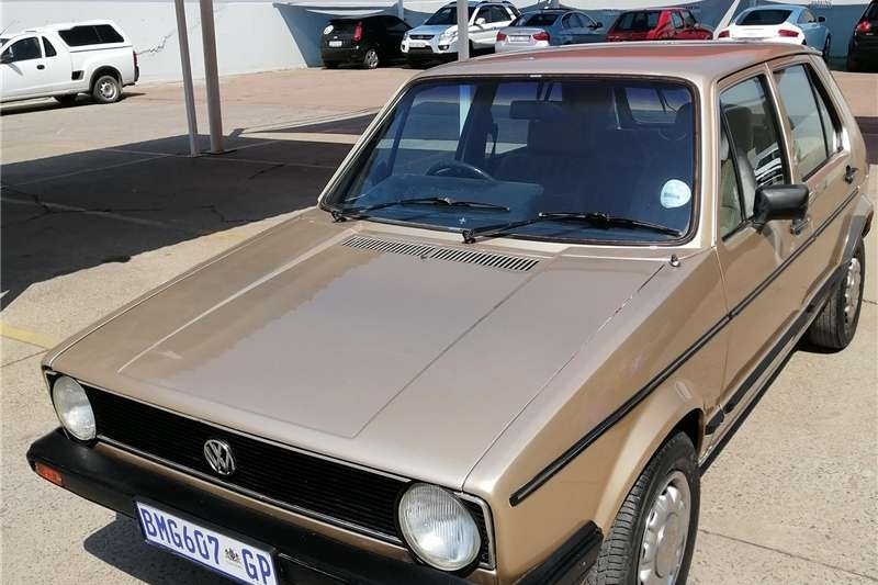 VW Citi Mk1 1.6i 1984
