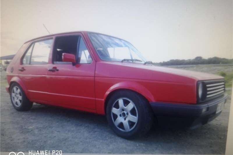 VW Citi RHYTHM 1.4 1986