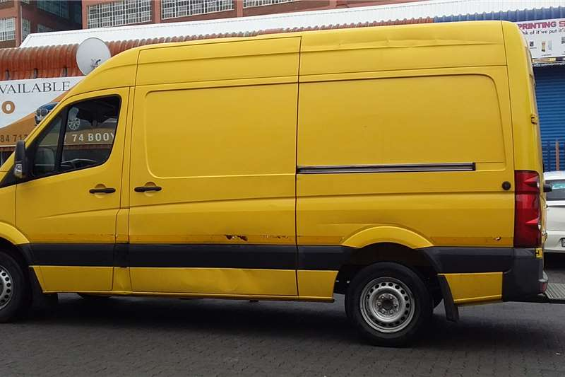 VW Crafter 2.0 2014