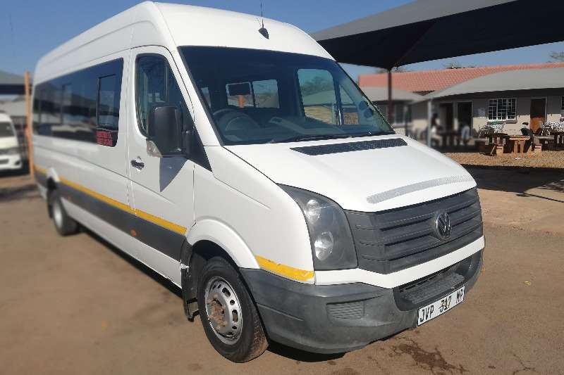 VW Crafter 2.0 23 Seaters Bus 2012