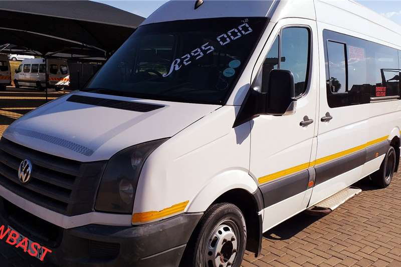 2012 VW Crafter