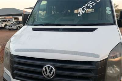 VW Crafter 2.0 LWB 23 Seaters 2012