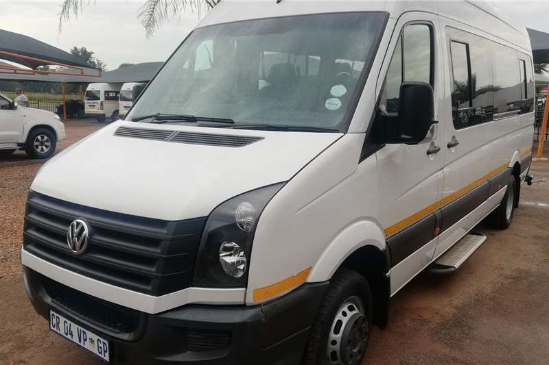 VW Crafter 2.5 Diesel Manual 2013