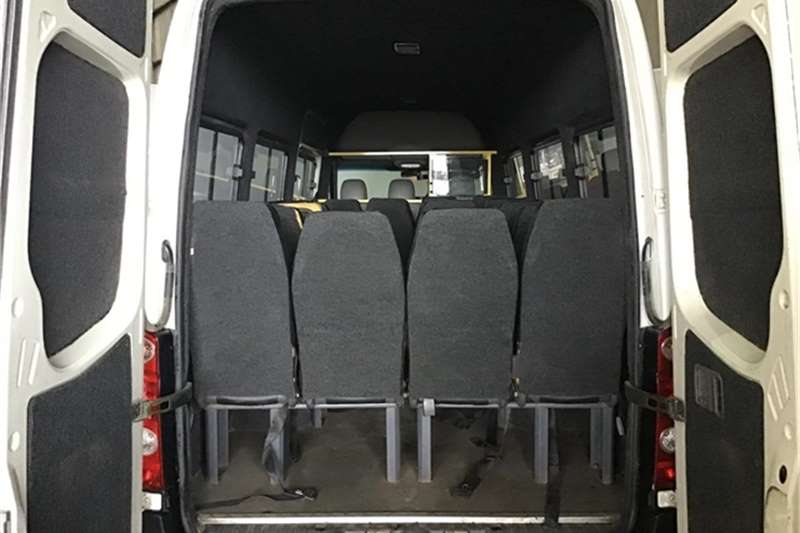 VW Crafter 2007