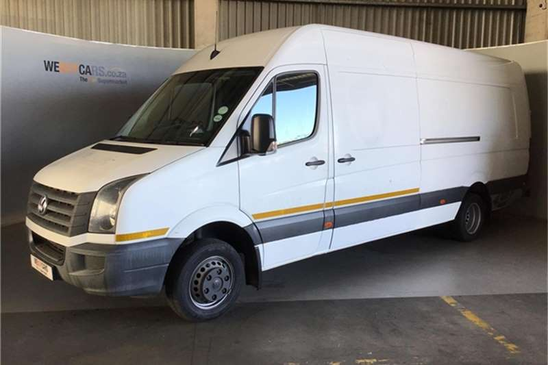 VW Crafter 2012