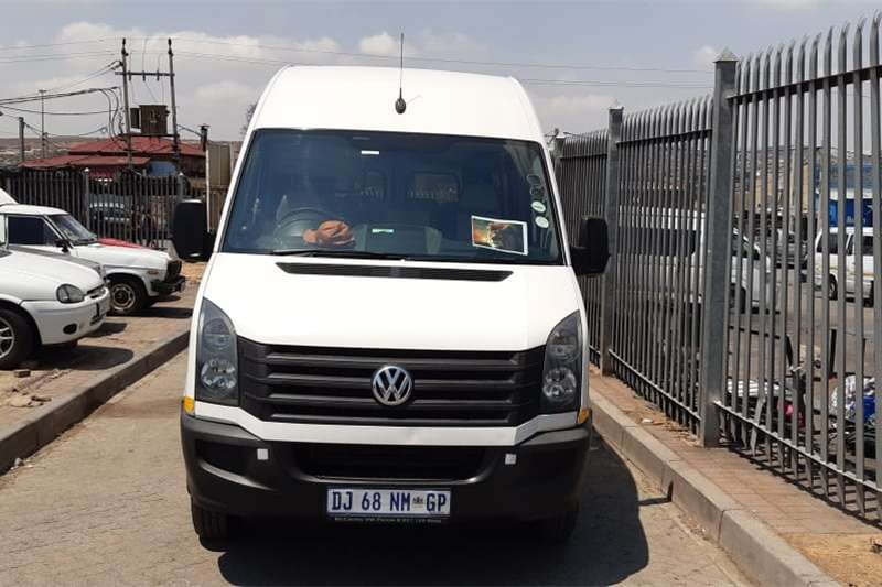 VW Crafter 2014