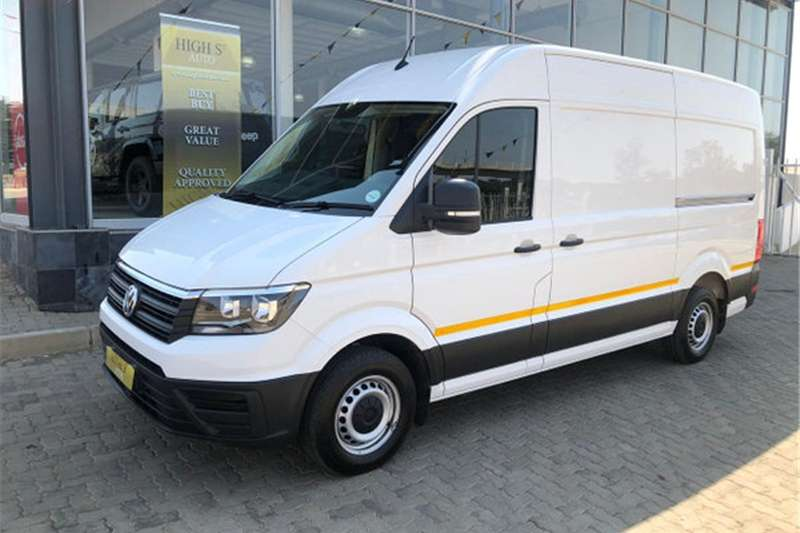 VW Crafter 2018