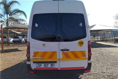 VW Crafter 23 seaters 2012