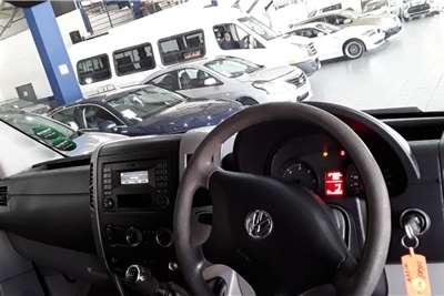 VW Crafter 50 2.0 BiTDI HR 120 KW F/C 2016