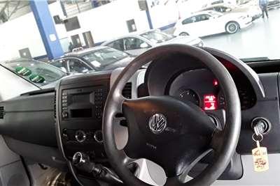 VW Crafter 50 2.0 TDi HR 80 KW F/C 2016