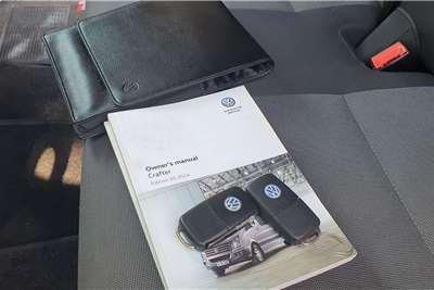 VW Crafter 50 2.0TDI LWB 22 Seater 2017