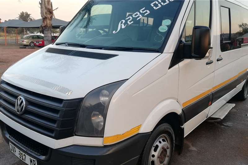 VW Crafter Diesel 23 seaters Bus 2012