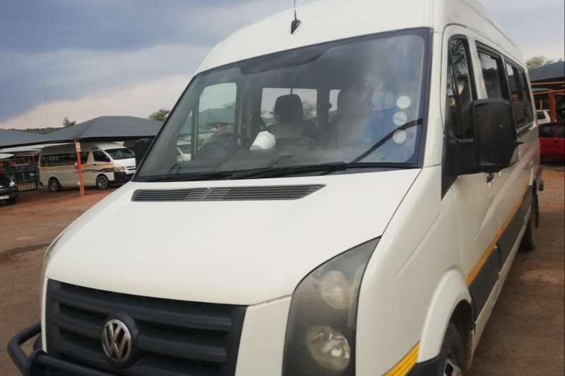 VW Crafter V8 Petrol Engine 23 seaters 2007