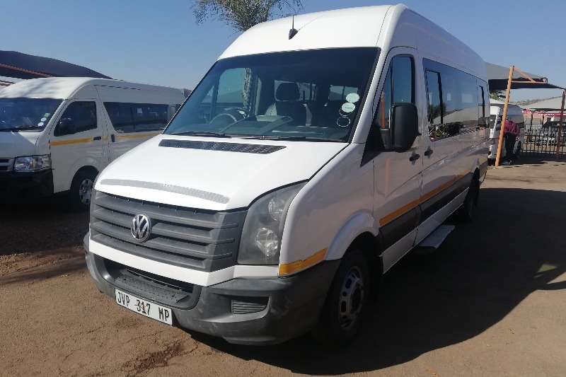 VW Crafter VW Crafter 23 seater Bus 2012
