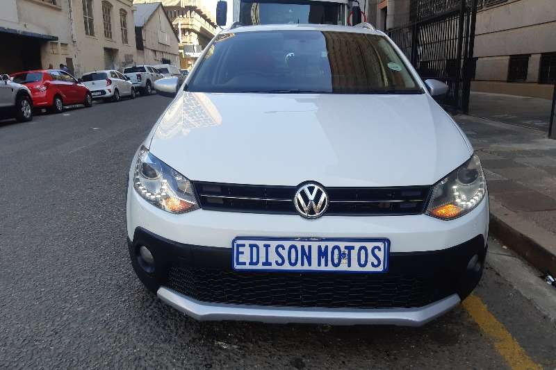 VW Cross Polo 1.2 TSI 2014