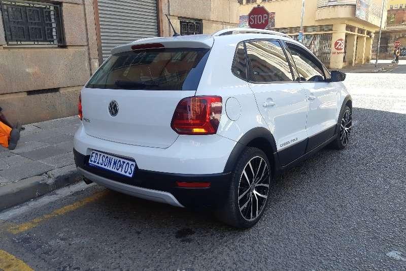 VW Cross Polo 1.2 TSI 2014