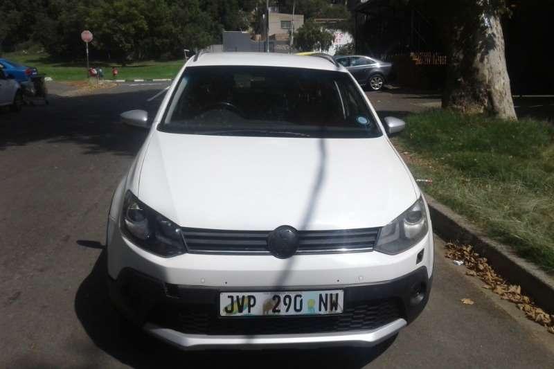 VW Cross Polo 1.2 TSI 2017