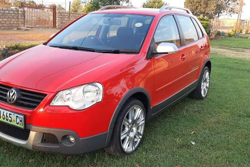 VW Cross Polo 1.2TSI 2008