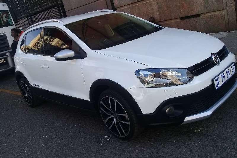 VW Cross Polo 1.2TSI 2014