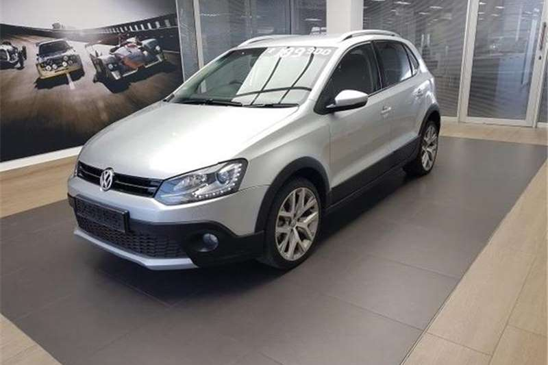 VW Cross Polo 1.2TSI 2015