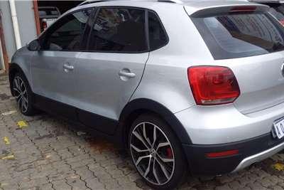 VW Cross Polo 1.4TDI 2012