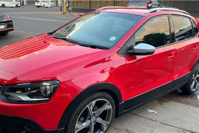 Used 2010 VW Cross Polo