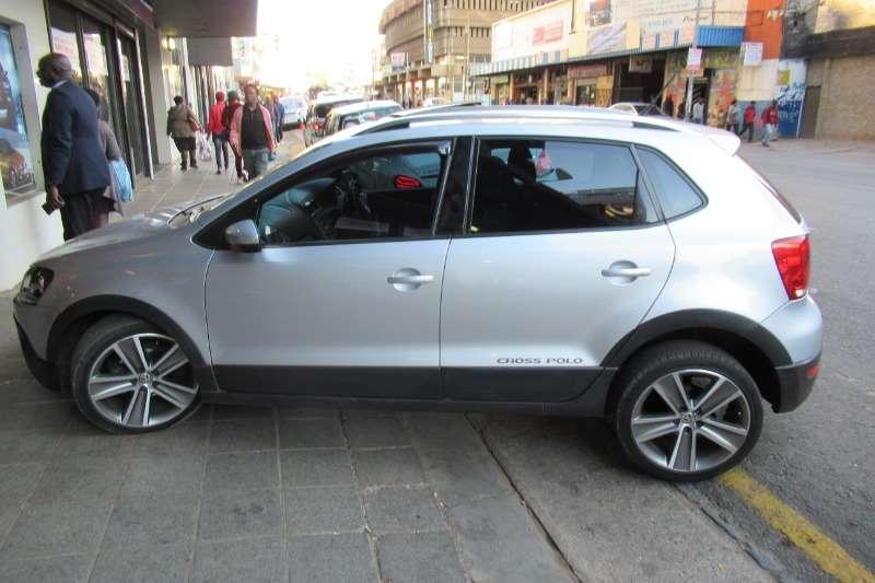 2012 VW Cross Polo