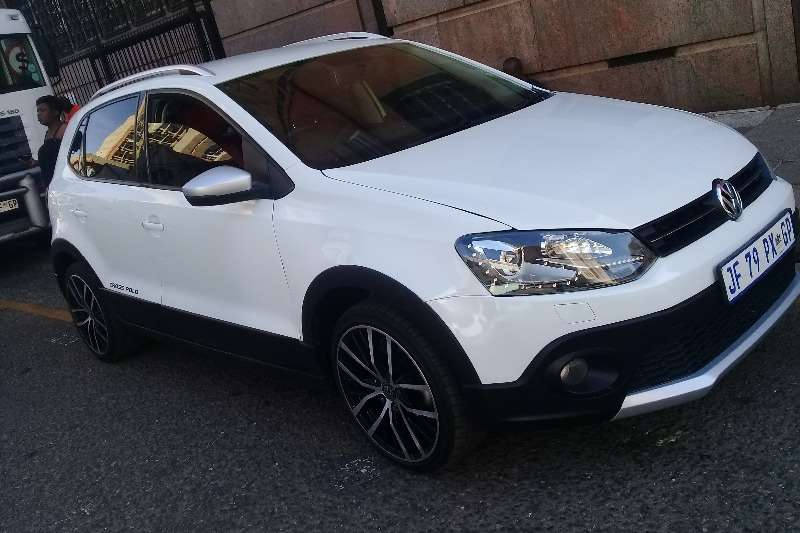 2014 VW Cross Polo 1.2TSI