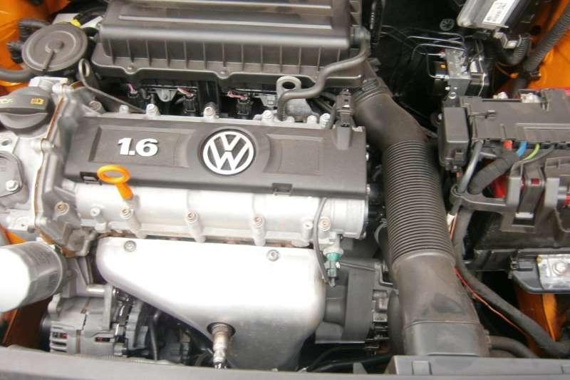 VW Cross Polo POLO 1.6 CROSS 2011