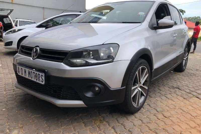 VW Cross Polo POLO 1.6 CROSS 2012