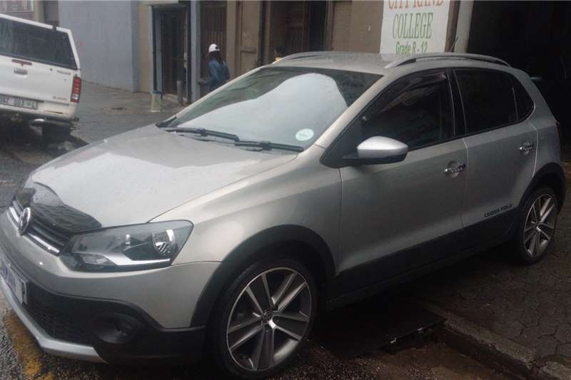 VW Cross Polo POLO 1.6 CROSS 2012