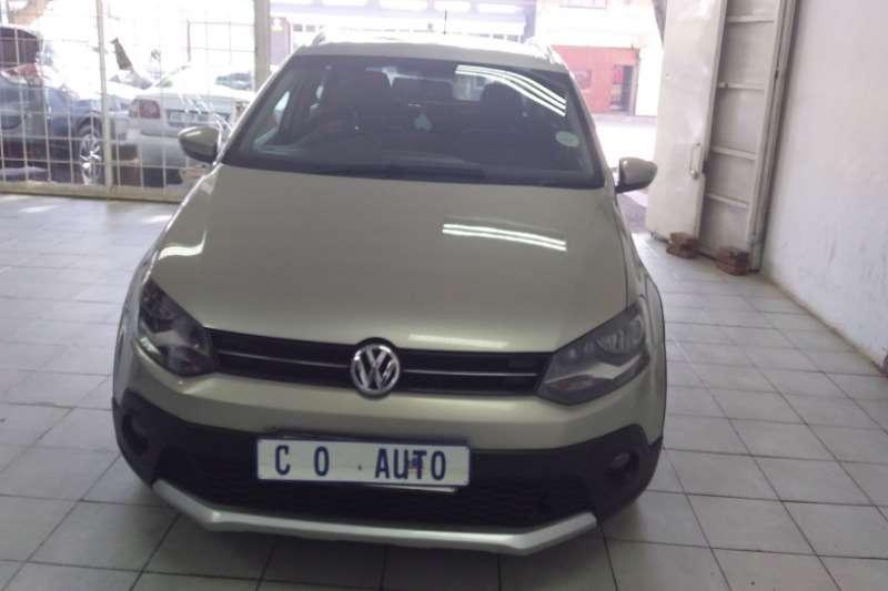 VW Cross Polo POLO 1.6 CROSS 2014