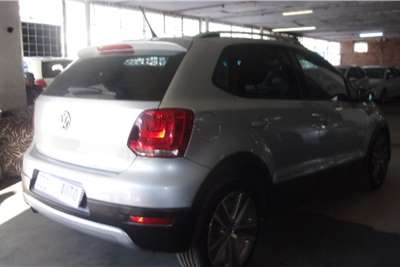 Used 2014 VW Cross Polo POLO 1.6 CROSS