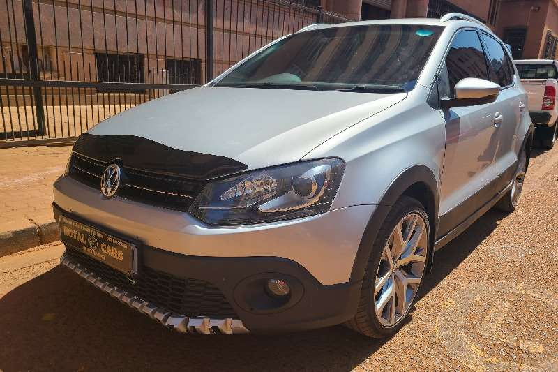 Used 2017 VW Cross Polo POLO 1.6 CROSS