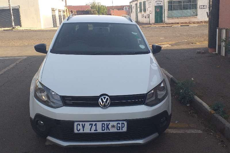 2014 VW Cross Polo