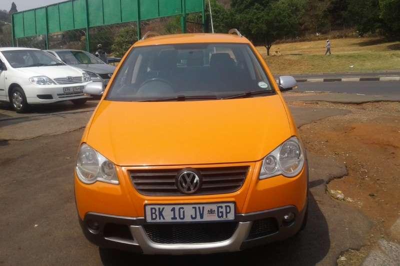 VW Cross Polo POLO 1.6 TDI CROSS 2008