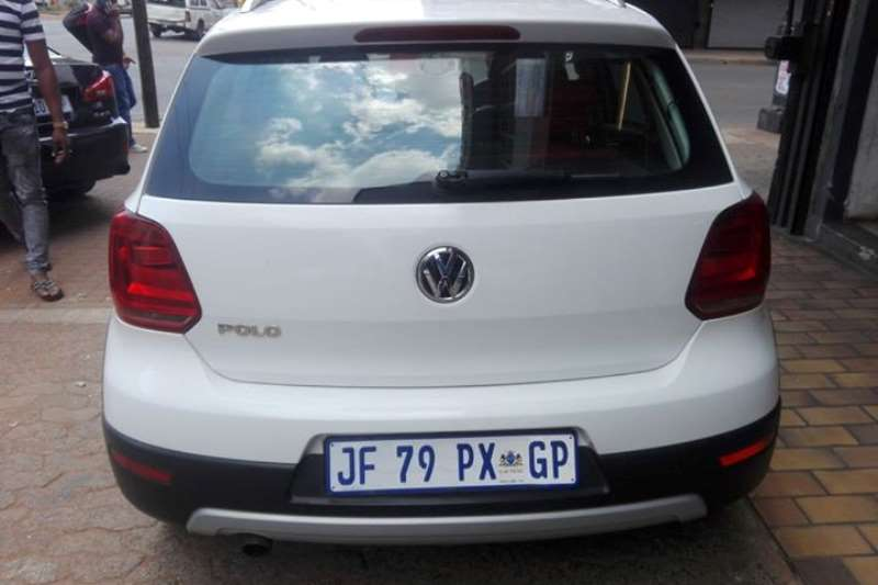 2014 VW Cross Polo
