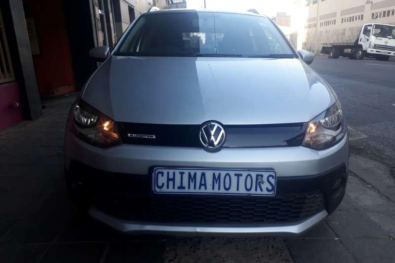 VW Cross Polo POLO CROSS 1.6 2012