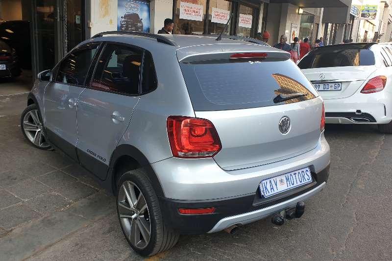 VW Cross Polo POLO CROSS 1.6 2013