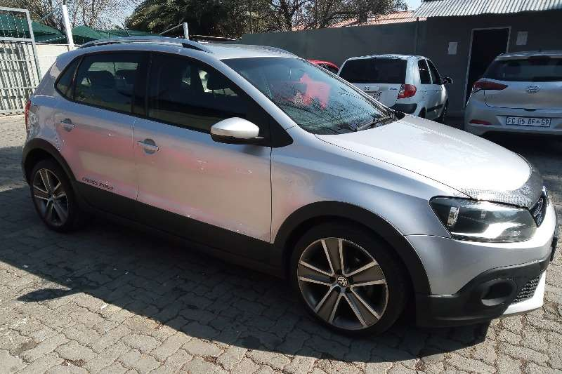 VW Cross Polo POLO CROSS 1.6 2013