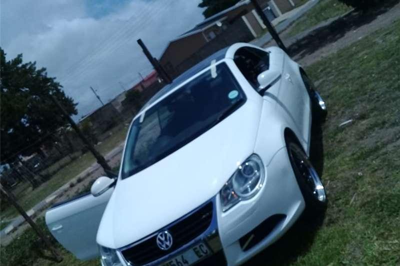 VW EOS 2.0FSI 2009