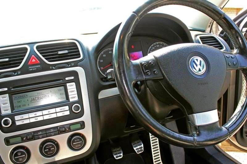 2007 VW EOS