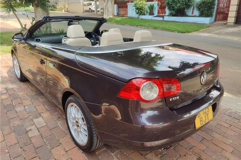 VW EOS 2.0TSI Sportline DSG 2007