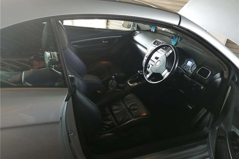 2008 VW EOS