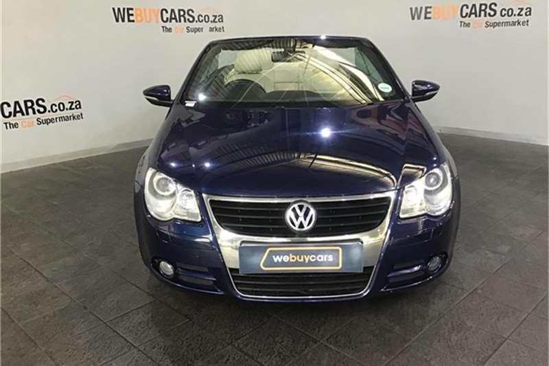 VW EOS 2.0TSI Sportline DSG 2009