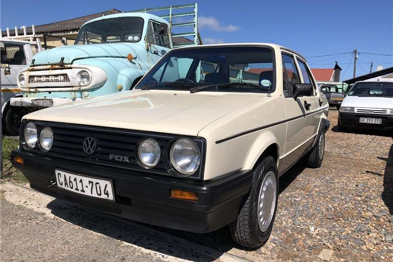 VW Fox 1.6 Trendline 1991