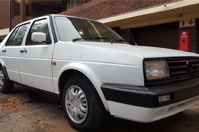 VW Fox 1.8 1989