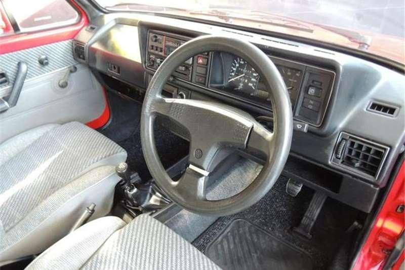 VW Fox 1.8 L Sport 1992